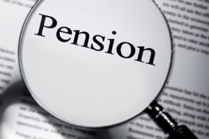 lost pension